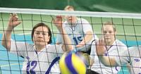 Naisten istumalentopallomaajoukkue hävisi HollannilleEM-kilpailujen avauspelissään.