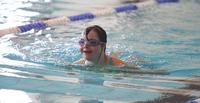 Junior Games -konkari Veera Luhtanen on saanut urheilemisesta rohkeutta ja omatoimisuutta.