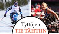 Tyttöjen Tie Tähtiin -tapahtumat Helsingissä ja Rovaniemellä 11.10..