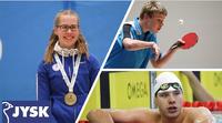JYSK-stipendit nuorille paraurheilijoille.