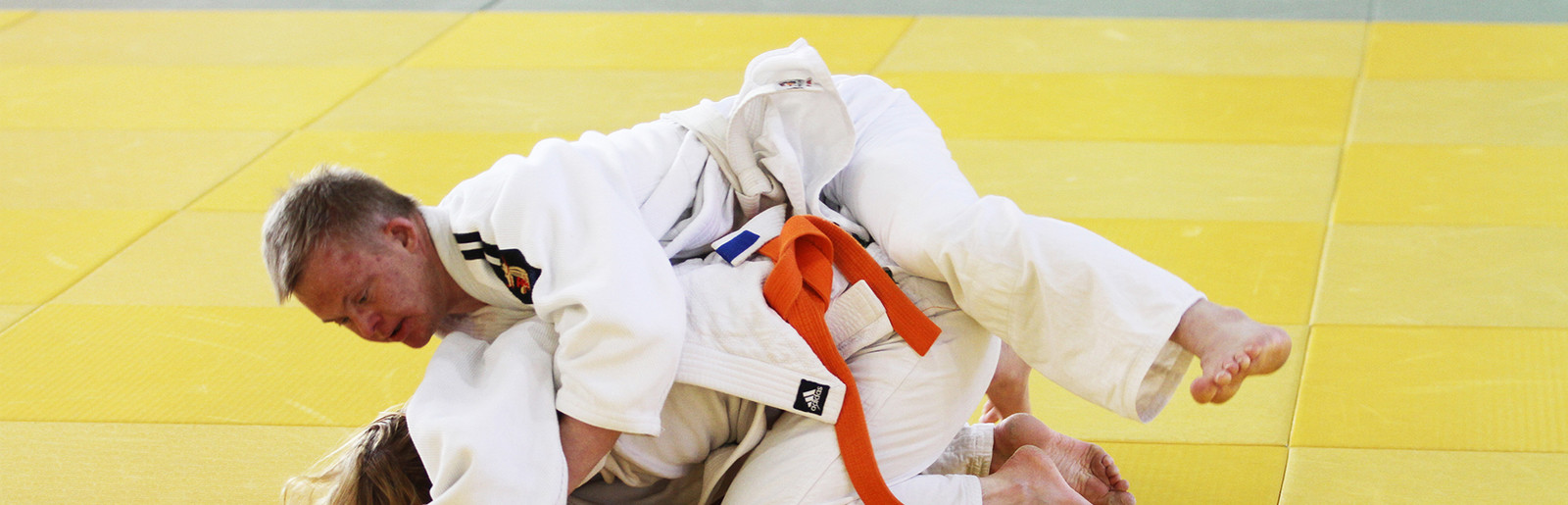 Otsikkokuva aiheesta Judo