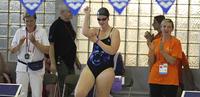Suomalaisuimarit hehkuivat tyytyväisyyttä Special Olympics Euroopan Kesäkisoissa.