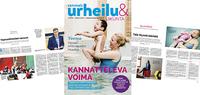 Uudistuneen Vammaisurheilu & -liikunta -lehden vuoden ensimmäinen numero on ilmestynyt.