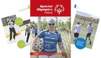 Jalkapalloa napapiirillä, taitoluistelua Seinäjoella ja paljon muuta – Special Olympics -lehti on ilmestynyt!.