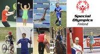 Avoin Special Olympics -valmennusleiri lokakuussa Pajulahdessa.