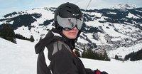 Jarmo Leväinen lumilautailee elinsiirron saaneiden MM-kilpailuissa Sveitsissä.