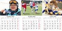 Special Olympics Finland -kalenteri vuodelle 2016 nyt myynnissä!.
