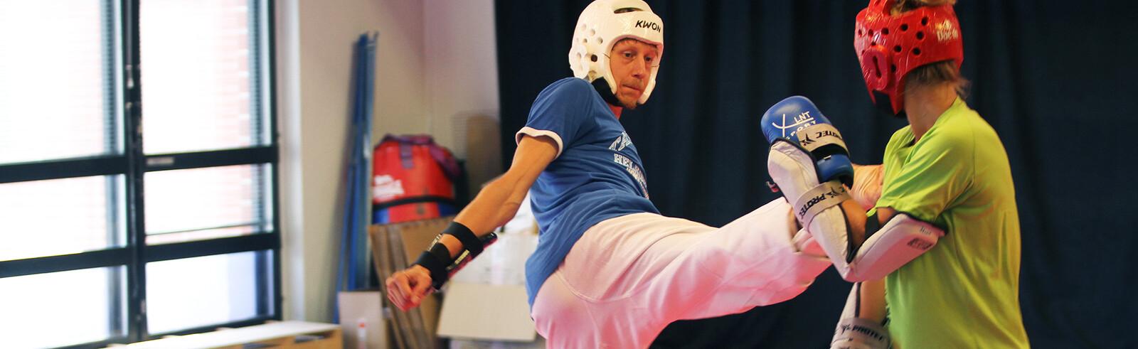 Otsikkokuva aiheesta Taekwondo