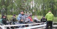 Kesä ja kalastus.