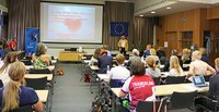 Elinsiirtoliikunnan symposio: Elinsiirron saaneelle liikunta on elintärkeää.