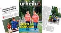Syksyn Vammaisurheilu & -liikunta -lehdessä juhlistetaan arjen pyyteettömiä sankareita.