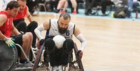 Suomi taipui Yhdysvalloille ja Tanskalle pyörätuolirugbyn paralympiakarsinnassa Pariisissa.