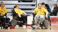 Viikko 47: Vammaisurheilun ja -liikunnan tapahtumia.