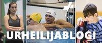 Urheilijablogi: Kilpailumerkintä kalenterissa on paras motivaattori  .