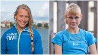 Paralympiakomitean urheilijavaliokunta: Uusiksi jäseniksi uimari Meri-Maari Mäkinen ja pöytätenniksenpelaaja Aino Tapola.