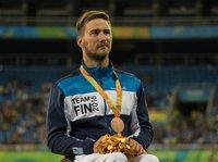 Rio 2016: Henry Mannille paralympiapronssia unelmakelauksella.