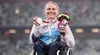 Tokio 2020: Tähdelle ja Kotajalle paralympiahopeaa hyvin erityyppisin vivahtein.