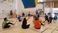 Yli 700 henkilöä on hyödyntänyt soveltavan liikunnan verkkokoulutusta .