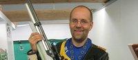Näkövammainen ampuja Timo Nyström matkaa Australiaan tekemään historiaa.