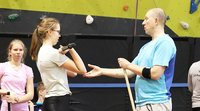 Nuorten paralympiaryhmässä tulevaisuuden tähdet imevät itseensä urheilijan identiteettiä.
