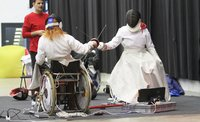 SOLIAlta löytyy monen paralympialajin välineistöä.